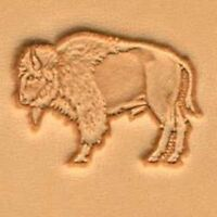 Buffalo 3D Stamp 88418-00 by Tandy Leather