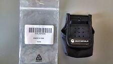 Motorola Minitor VI 6 Nylon Pager Case OEM PMLN6725