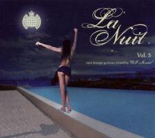 La Nuit Vol.5 DJ Jondal 2CDs 2010 Tosca Omar Deep Dive Corporation,