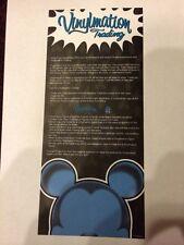 Disney Vinylmation Hong Kong Trading Card