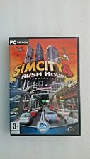 Sim City 4: Rush Hour Expansion Pack for Mac (PC: Mac, 2004)