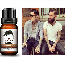 New Thicker Beard Oil Men-Grooms Beard Mustache boosts growth Beard Growth Oil