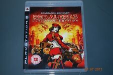 Command & Conquer Red Alert 3 Ultimate Edition PS3 Playstation 3**FREE UK POST**