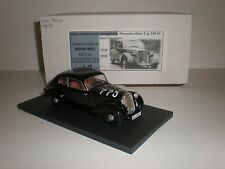 1/43 1938-1939 Mercedes Benz 230 SV Sport Limousine (racing version) black
