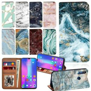 Flip Leather Stand Case Cover For Huawei P Smart Z /2019 /2020 /Smart Plus 2020