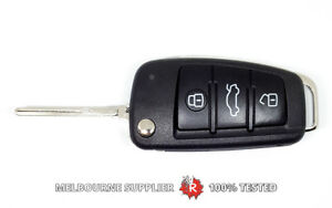 NEW Audi A4 B7 Key and Remote 2004 2005 2006 2007 2008