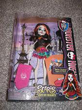 Monster High Doll Skelita Calaveras Scaris City of Frights New Nib