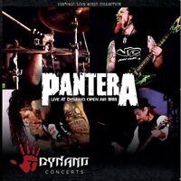 PANTERA - LIVE AT DYNAMO OPEN AIR 1998   CD NEW