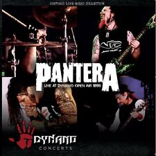 PANTERA - LIVE AT DYNAMO OPEN AIR 1998   CD NEW+
