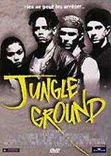 "DVD neuf sous blister ""JUNGLE GROUND"""