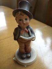Vintage Hummel Figurine - Street Singer - Tmk3 -