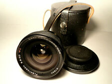 M42 Carl Zeiss Jena Flektogon red MC 2,8/20 MINT Condition lens f2.8 20mm