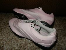 Ln 7.5/39.5 Adidas Pink Driver Wave Golf Shoes Z Traxion 791003 Womens
