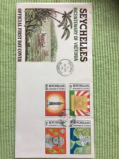 FDC Cover Seychelles Bicentenary of Victoria  15.Dec.1978 sehr selten angeboten