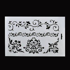 DIY Craft Flower Layering Stencils Scrapbooking Embossing Paper Cards Tool