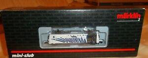 Z Scale Marklin 88384 Electric Locomotive NIB