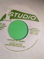Studio One choix de musique/Jackie Mittoo