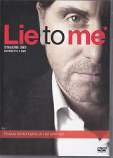 LIE TO ME stagione uno - DVD