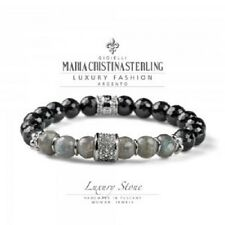 Bracelet Argent Luxe Stone Maria Cristina Sterling - G3421
