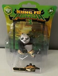 Dreamworks Kung Fu Panda 3 Po Dreamworks Collectors Action Figures Toys New UK