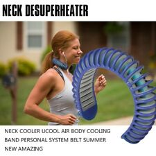 Neck Cooler Air Body Cooling Band Personal System Belt Summer New