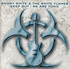 Shiro White & the White Flames: Keep Out-We Are Toxic/CD