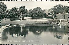 Rottingdean. Kipling's House 1962  RP Real Photo PC  - Miss Stone, London  JD619