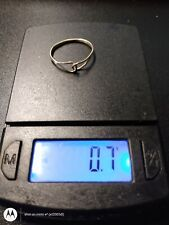 .7 Grams! Size 6 Not Scrap! 14Kt Solid Yellow Gold Knot Ring!