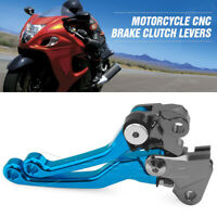Pair CNC Pivot Brake Clutch Levers Fit Honda XR650R XR250R XR400R 2000-2004 AU