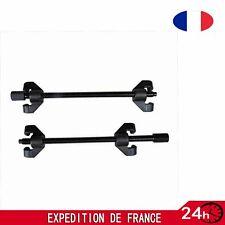 Compresseur de Ressort de suspension Magnifique Amortisseurs 90-370mm Paire