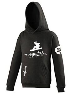 Boys, girls, snowboarding hoody, childrens hooded snowboard top, snowboarder
