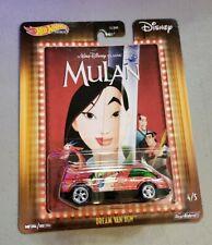 Mulan Mushu Dream Van XGW Disney Hot Wheels Pop Culture 4 of 5