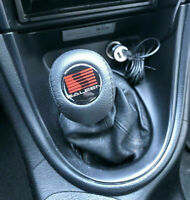 GEAR SHIFT KNOB FITS FOR FORD MUSTANG SALEEN  MT 5-6 speed  1983-2004