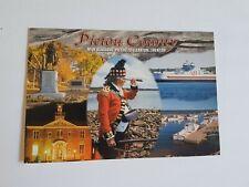 New Glasgow Pictou Nova Scotia Postcard Vintage Unposted