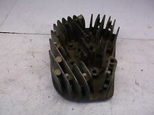 72 71 73 Suzuki TS250 Cylinder Head NO STRIPED HOLES NICE TS 250 OEM T2