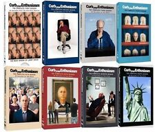CURB YOUR ENTHUSIASM:   All Complete Seasons 1-9 **Yes- Season 9**