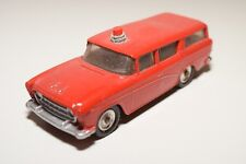 T 1:43 DINKY TOYS 257 NASH RAMBLER FIRE CHIEF EXCELLENT CONDITION REPAINT