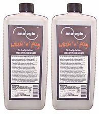 2x1l pulizia Fluid Analogis nuovo disco liquido di lavaggio anche per Knosti