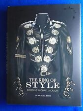 ~~ THE KING OF STYLE ~ DRESSING MICHAEL JACKSON HARDCOVER BY MICHAEL BUSH ~ 2012