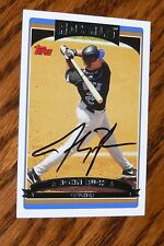 John Buck 2006 Topps Signed Autographed Card # 126 Kansas City Royals!