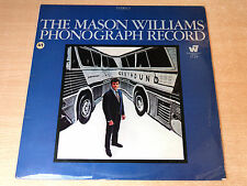 EX- !! Mason Williams/The Phonograph Record/1968 Warner Bros LP