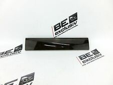 ORIGINAL AUDI A8 4H bar de la bande décor intérieur Tableau bord marron