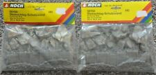 Noch #58150 Steinschlag-Schutzwand 2 Pkg H0/TT OVP
