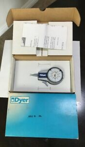 "Dyer 104-200-17537 Internal Dial Caliper Gage, 0.060""-0.260"""
