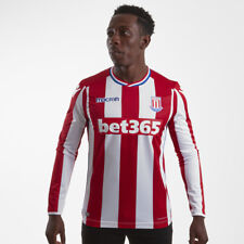 Macron Stoke City Home Shirt 2017/18