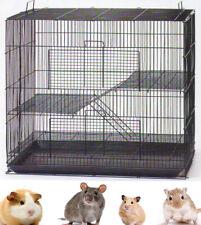 Large Critter Cage For Guinea Pig Degu Rat Rabbit Mice Gerbil Hamster Ferret