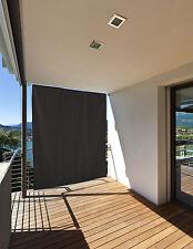 Balkon Sichtschutz Windschutz Seitenmarkise Sonnenschutz Vorhang Sonnensegel TOP