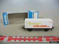 M482-0,5# Märklin/Marklin H0 Containerwagen, Spielwaren Völger, DB, TOP+OVP