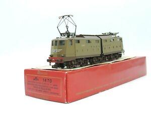 Rivarossi 1470  Locomotore Elettrico FS E 645.012  (I^ serie)  con scatola