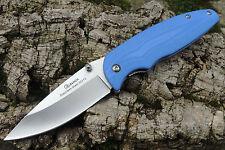 Albainox MARINE SPIN Messer Taschenmesser 3Cr13 Stahl G10 Griff 18056